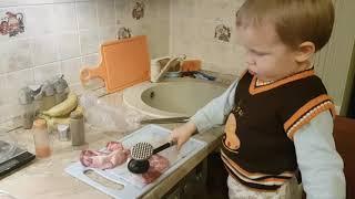 Уроки приготовления мяса от Ильи (не Лазерсона)