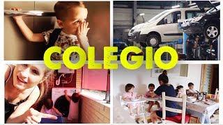 PRIMER DÍA de COLEGIO de JULEN !!! RUTINA REAL vuelta a CLASE / VERDELISS