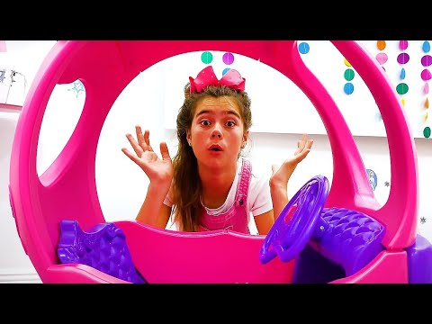 Nastya and Artem staged a chocolate challenge
