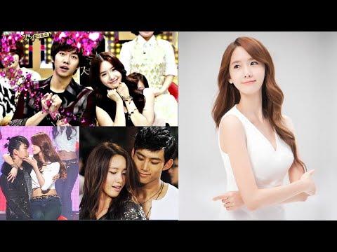 9 Artis Tampan yang Mengharapkan Cinta Yoona SNSD