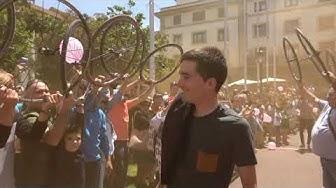 Pello Bilbao Ongietorria Giro 2019