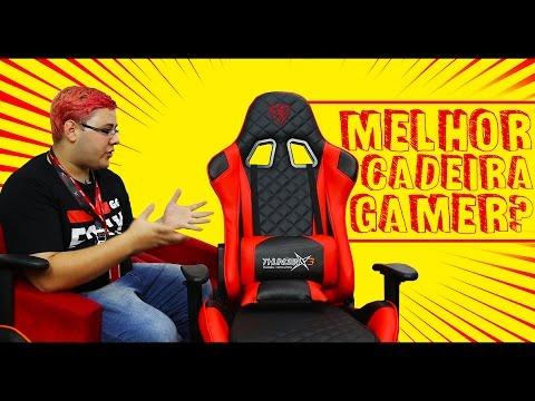 A Melhor Cadeira Gamer ??? ThunderX3 TGC12 by Aerocool