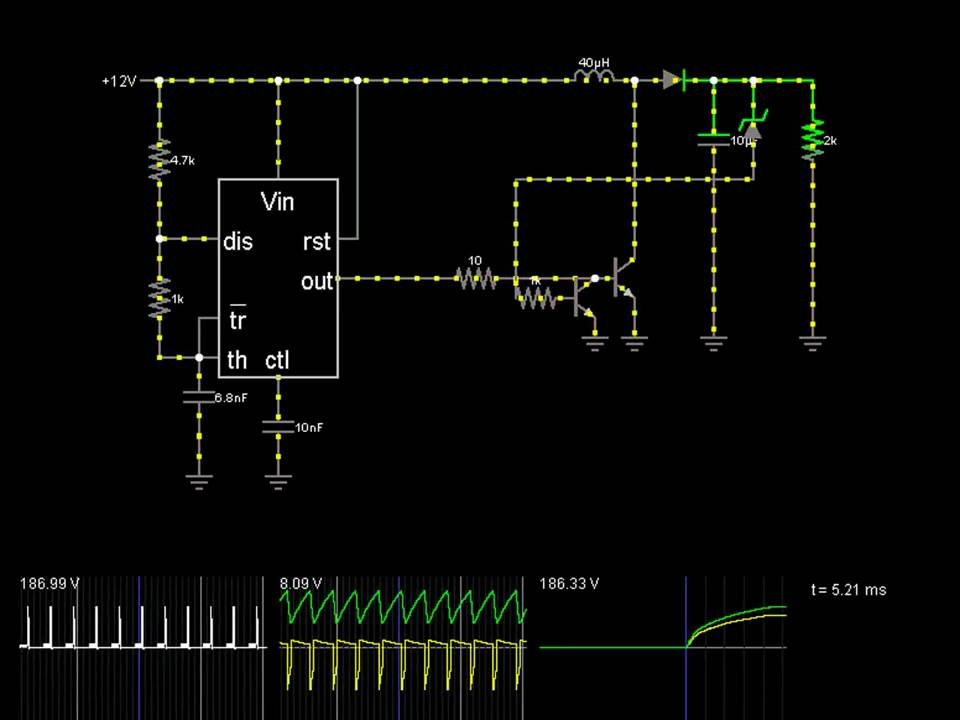 3 Light Wiring Diagram 12 To 180 Volt Dc To Dc Converter Youtube