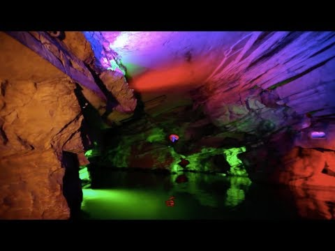Yixing City: A land of caves