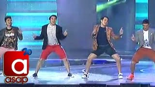 Kanto Boys reunite on ASAP 20th Anniversary