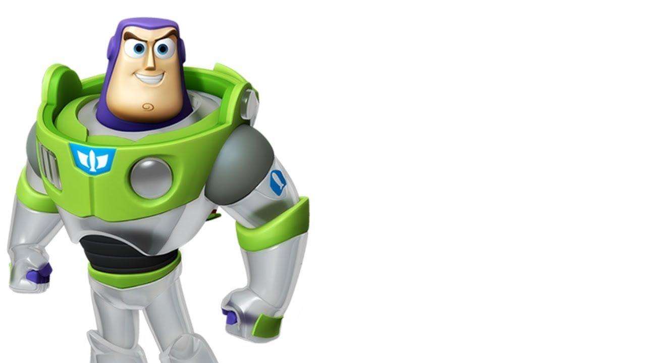 Disney Infinity - Crystal Buzz Lightyear - Trailer - YouTube