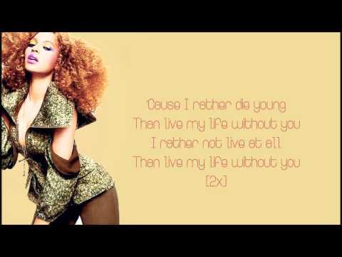 Beyoncè  I Rather Die Young HQ Lyrics
