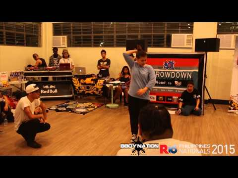Tiger Vs  Funky Luke Vs  P  Mak | Top 9 |Popping|THROWDOWN: Road to R16 Mandaluyong City|Bboynation