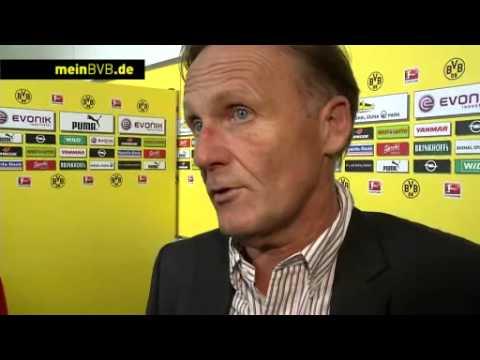 BVB - Werder Bremen: Interview mit Watzke