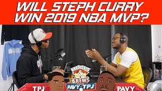 Can Steph Curry win NBA MVP this season? | Hoops N Brews