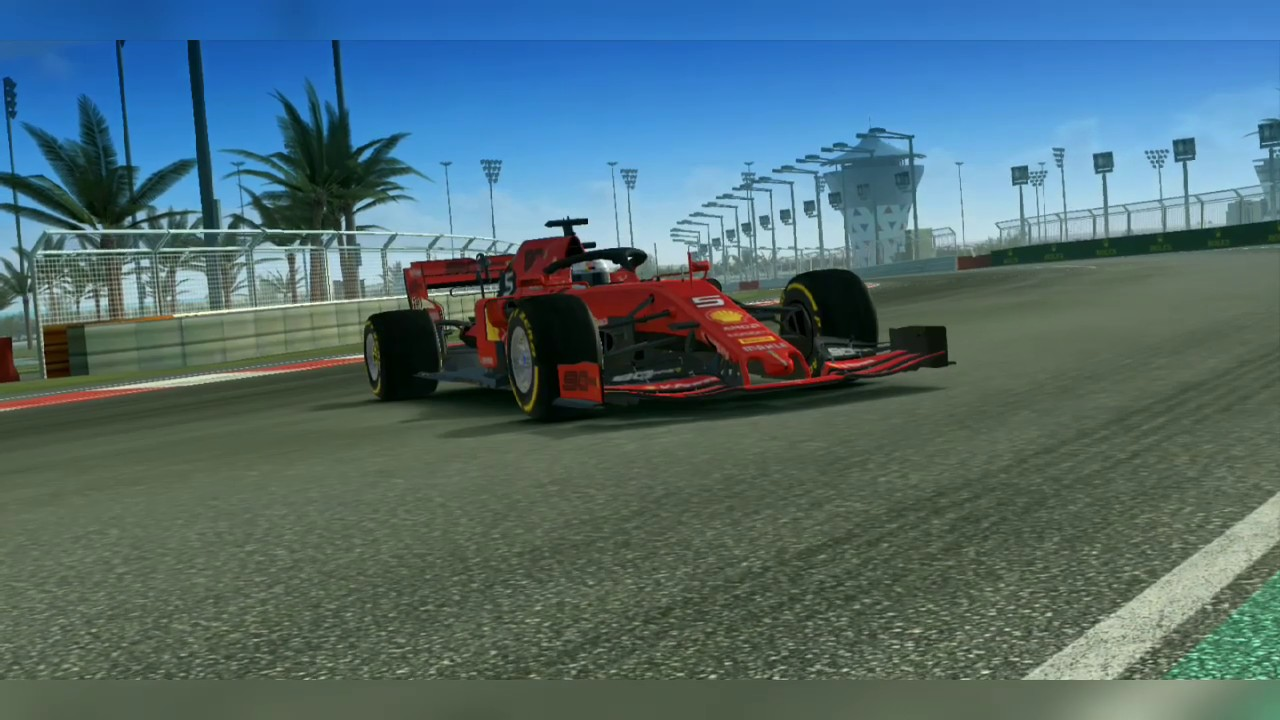 Formula 1 no game Real Racing 3 - Início dos desafios #1 ...
