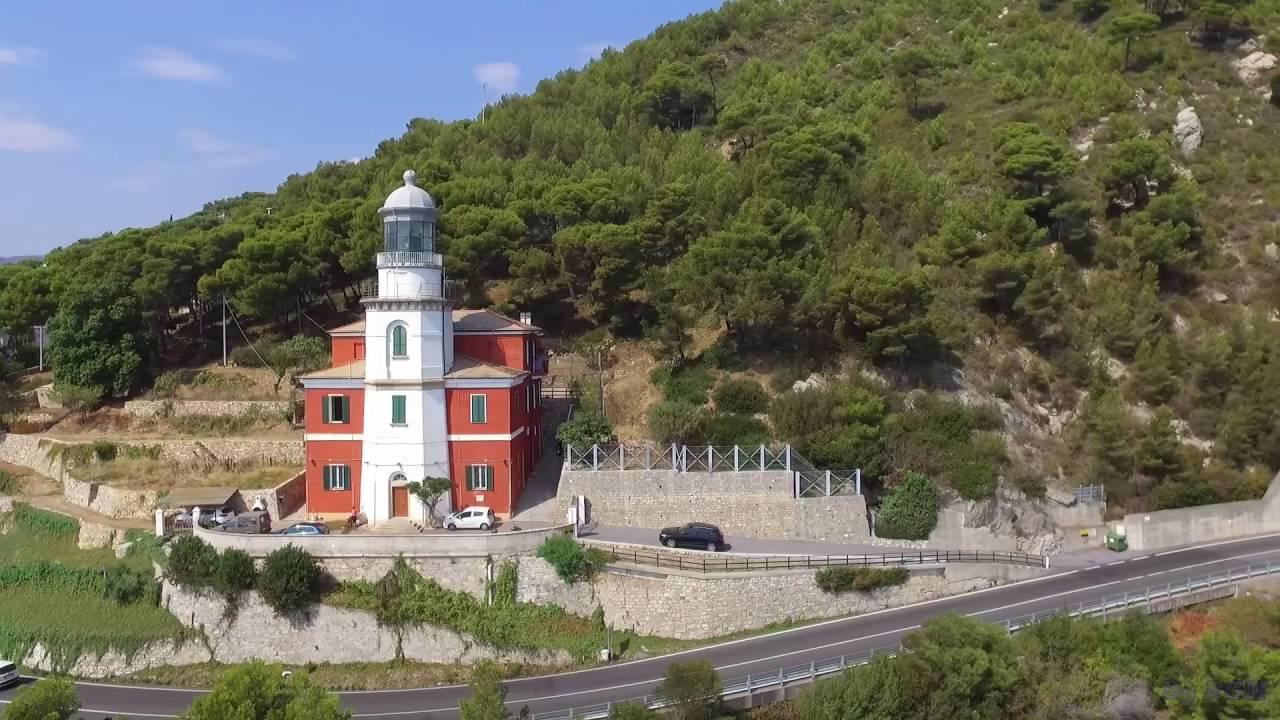 Capo Mele (Liguria) - YouTube