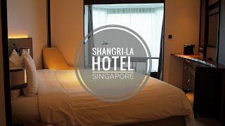 シャングリ・ラ・シンガポールではタワーウィングデラックスルームに宿泊しました。 https://www.shangri-la.com/jp/singapore/shangrila/ 配車アプリGrab...