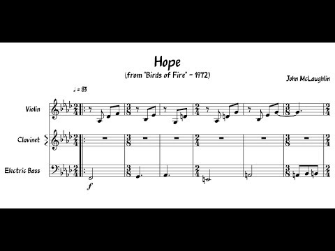 Hope by Mahavishnu Orchestra