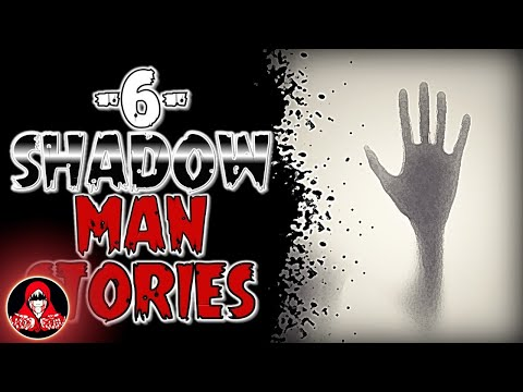 6 Real SHADOW PEOPLE Encounters - Darkness Prevails