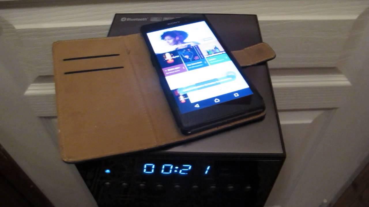 Enceinte Bluetooth Muse M 1350 Btc