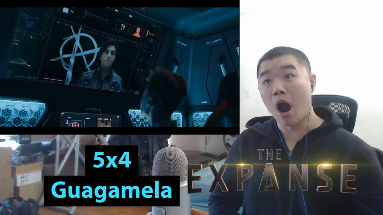 Download The Expanse Season 5 Episode 4- Guagamela Reaction and Discussion!