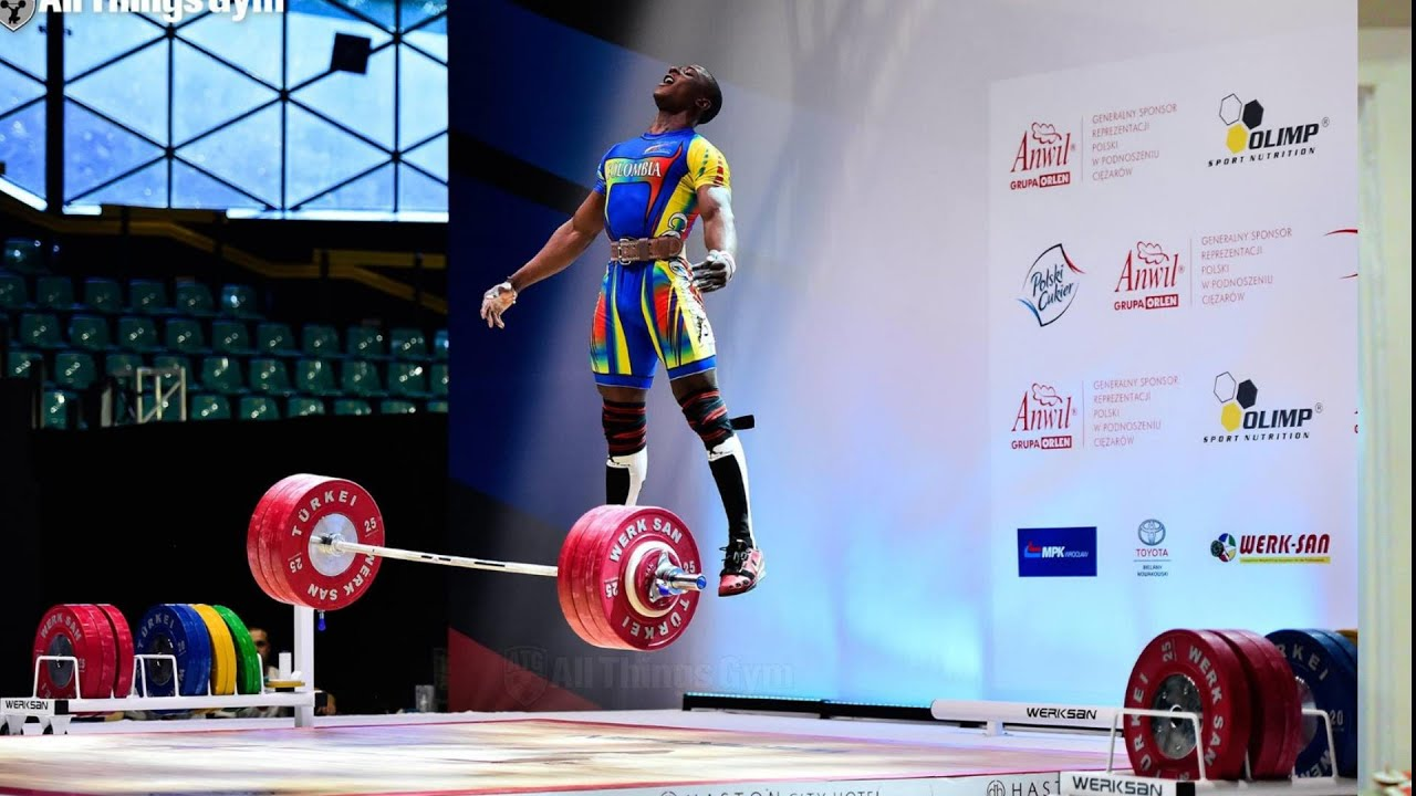 gallery for olympic weight lifting wallpaper