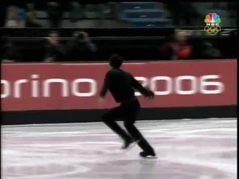 Evan Lysacek 2006 Olympics LP Carmen