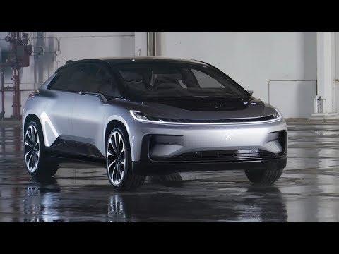Faraday Future FF 91 2019 | Tesla killer!!