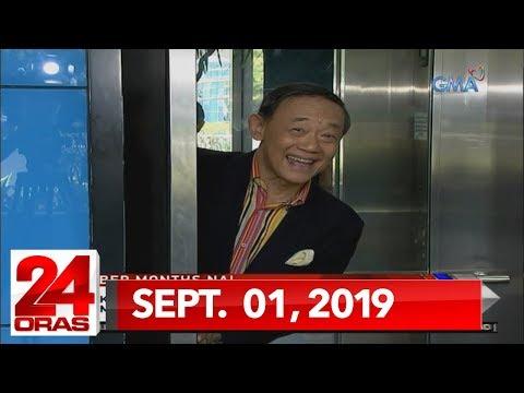 24 Oras Weekend: Sept. 1, 2019 [HD]