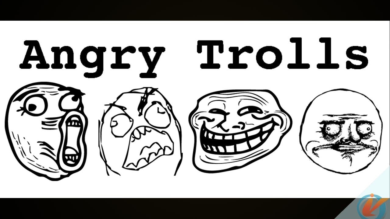 Angry Troll Face | www...