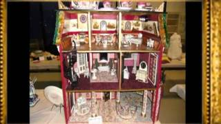 New Orleans Commemorative Jewelry-box Dollhouse
