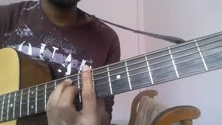 Juda Hoke Bhi - Aadat - Atif Aslam | Guitar Cover | Chords | Unplugged