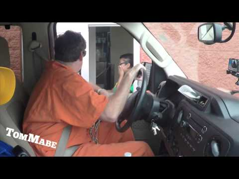 Prisoner Drive Thru Prank! – Tom Mabe Pranks