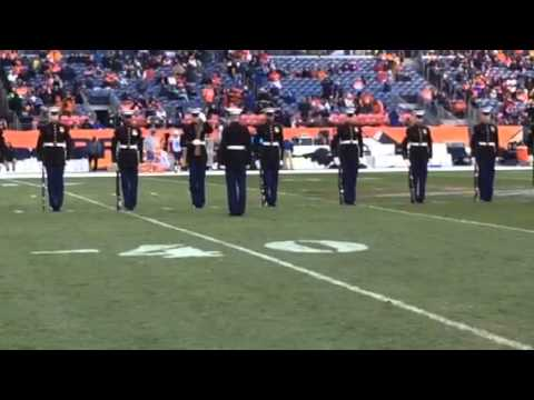 SDP Halftime Show Broncos/Chargers Jan 2014
