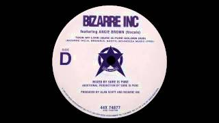 Bizarre Inc Featuring Angie Brown - Took My Love (Sure Is Pure Golden Dub)