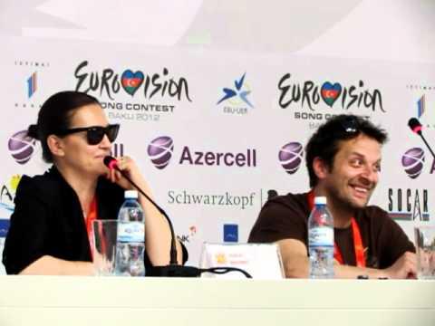 ESCKAZ live in Baku: Croatia Press Conference