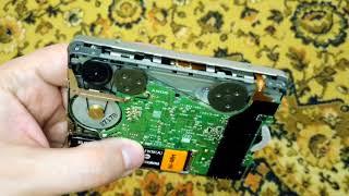 Кассетный плеер SONY WM-EX921 обзор потрохов.