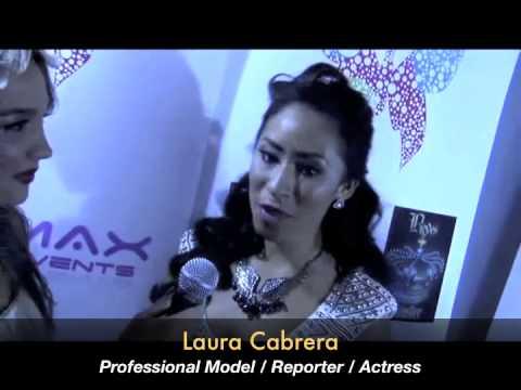 Laura Cabrera Interview @ iLoveBikiniz Fashion Show 2012