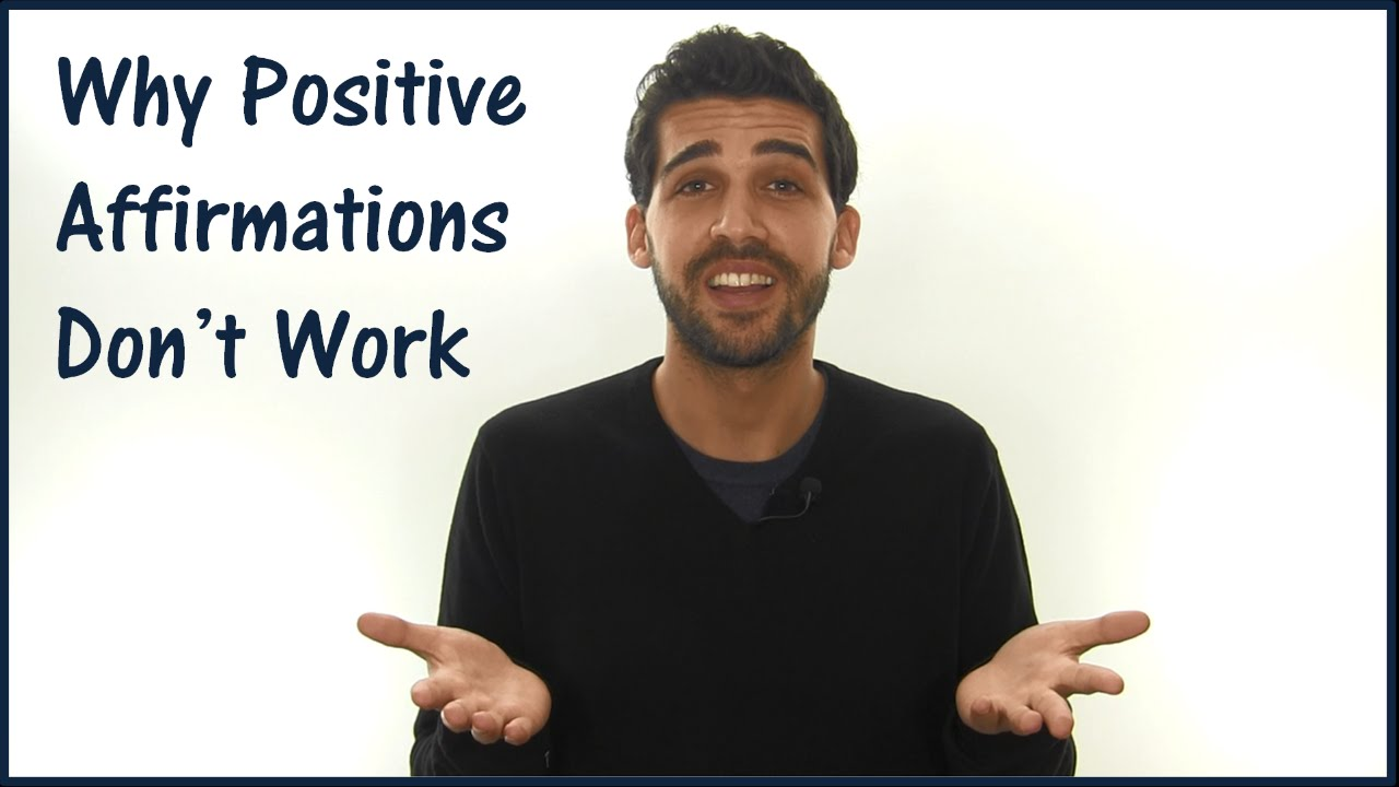 Why Positive Affirmations Don't Work & Create Suffering