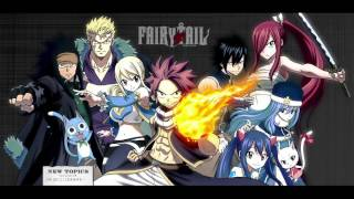 Fairy Tail Ost 5 1. Main Theme 2014 Version