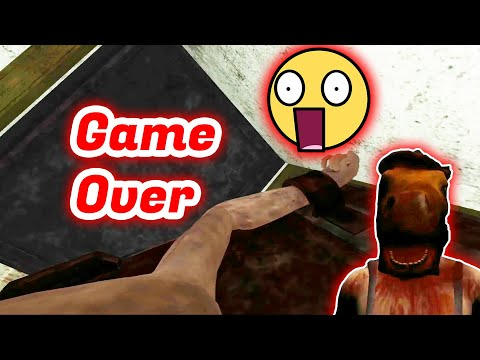 Head Horse Version 1.2.1 Game Over Scene Ending