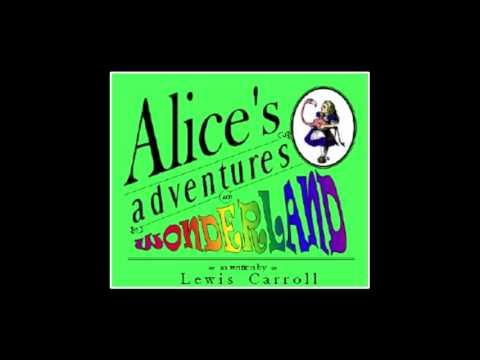 ►Alice's Adventures in Wonderland - Chapter 1:  Kristen McQuillin - Audiobook
