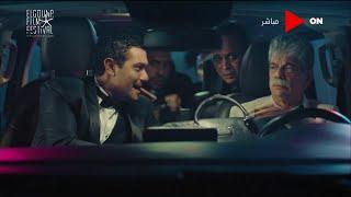 شوف اللي حصل في جوائز مهرجان الجونة السينمائي علي يد عصابة بـ #100_وش 😂