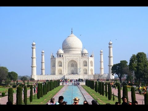 One of the Best Tourist Place in the World, Agra, India