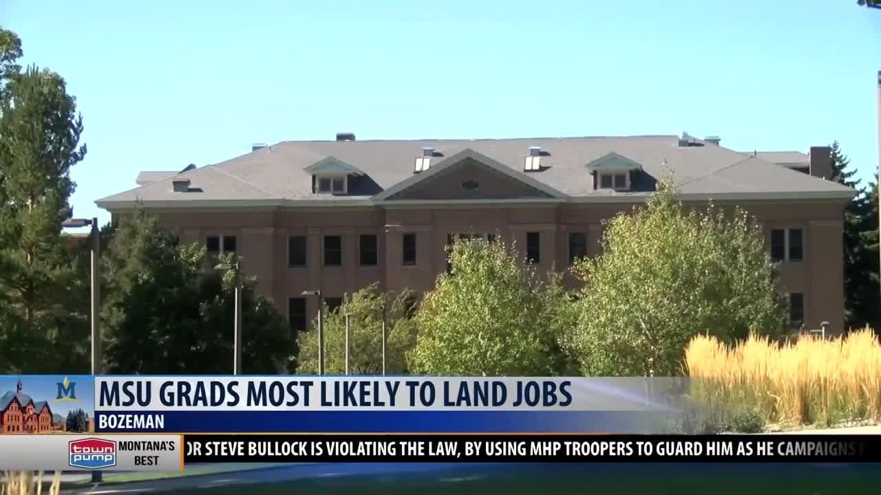 MSU top university for alumni to land jobs