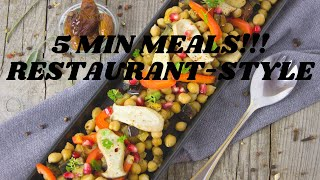 How to cook chickpeas / chickpeas recipes / chickpeas salad / hummus homemade