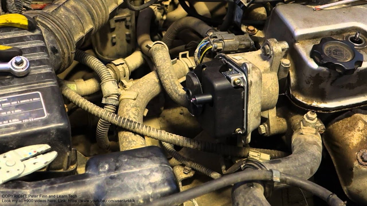 [SCHEMATICS_4LK]  How to replace ignition distributor cap in Honda Civic. Years 1990 to 2000  - YouTube | 1983 Honda Civic Distributor Wiring |  | YouTube