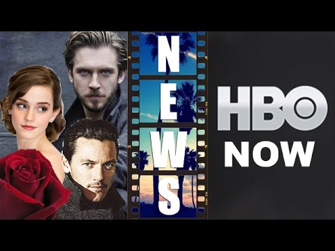Beauty and the Beast adds Dan Stevens, Luke Evans! HBO Now in April 2015! - Beyond The Trailer