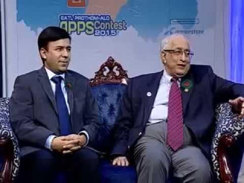 EATL Prothom Alo Apps Contest 2015 Channel-i Talk Show Episode 04