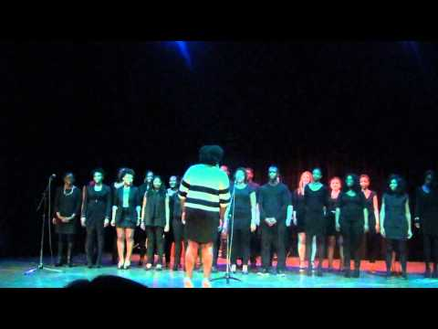 C.P.A.S Showcase 2012 (The Greatest Love of All) 1