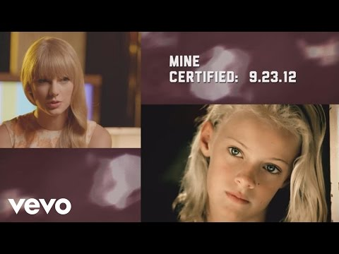 Taylor Swift - #VevoCertified, Pt. 6: Mine (Taylor Commentary)