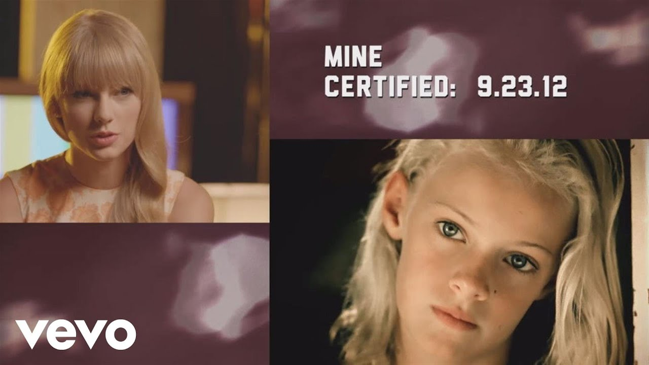 Download Taylor Swift - #VevoCertified, Pt. 6: Mine (Taylor Commentary)