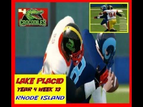 Season 4 Episode 15 vs Rhode Island