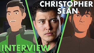 Interview with Christopher Sean - Voice of Kazuda Xiono on Star Wars Resistance